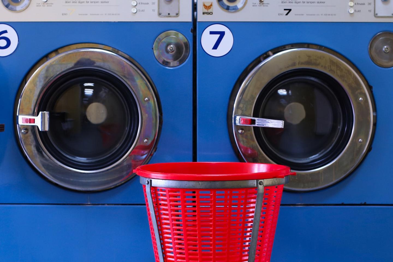 Socken mit Clipso in die Waschmaschine