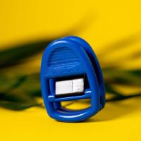 Clipso Sockenklammern 5er Set blau